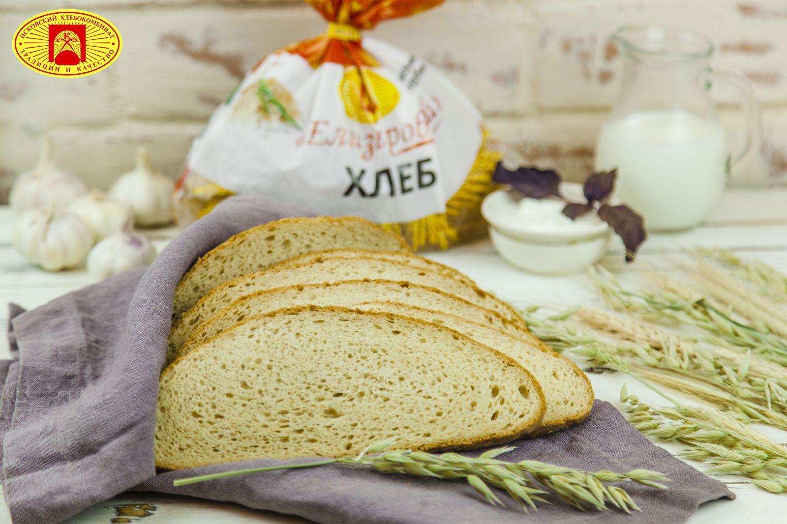 Хлеб Елизаровский