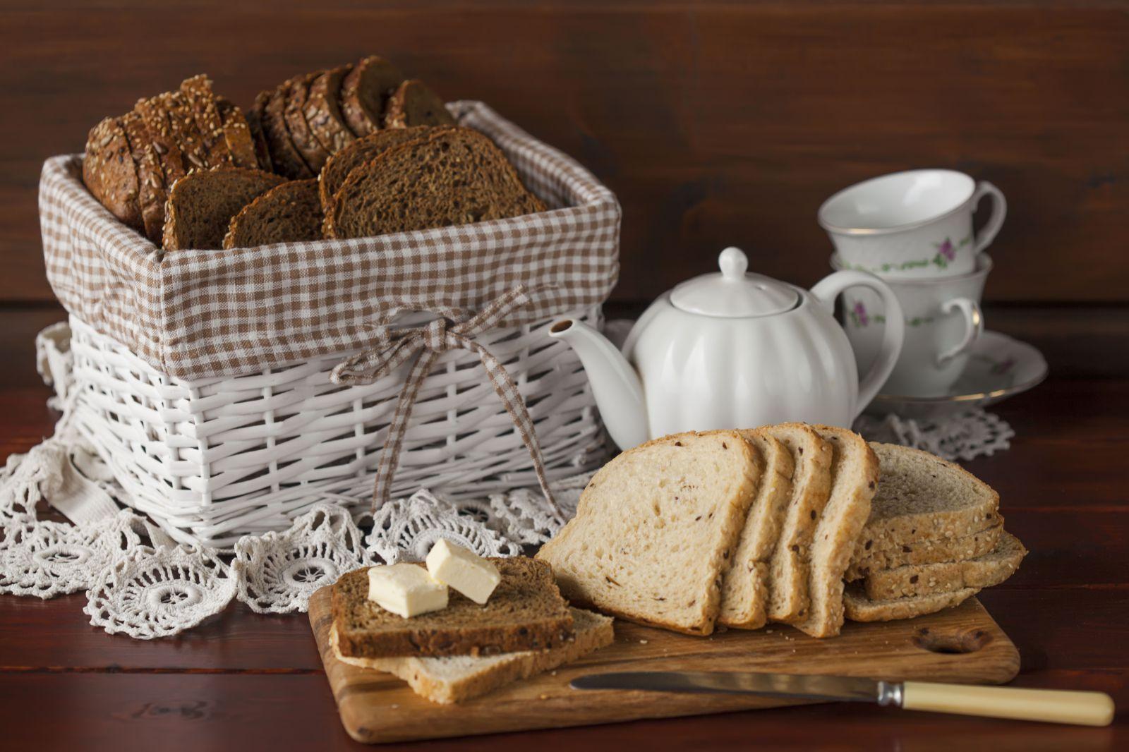 Хлеб Английский завтрак и Хлеб Здоровое сердце