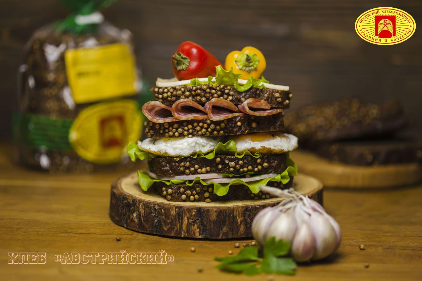 Хлеб Австрийский