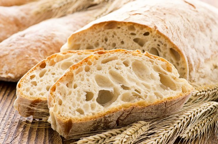 Самый молодой хлеб -